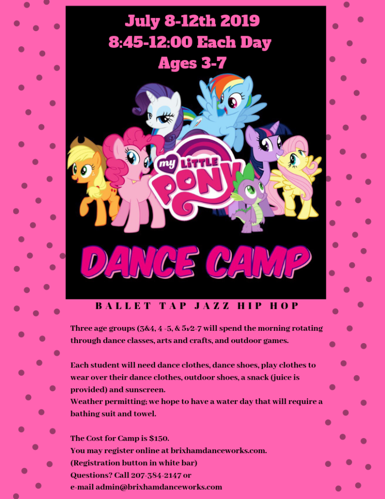 This image has an empty alt attribute; its file name is My-Little-Pony-dance-camp-1-1-791x1024.png